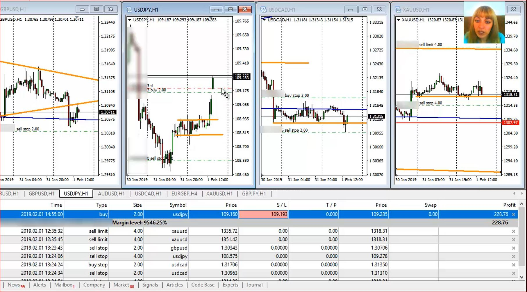 Forex trading real time