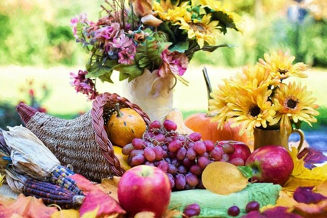 Happy Thanksgiving Day to all my friends in USA!