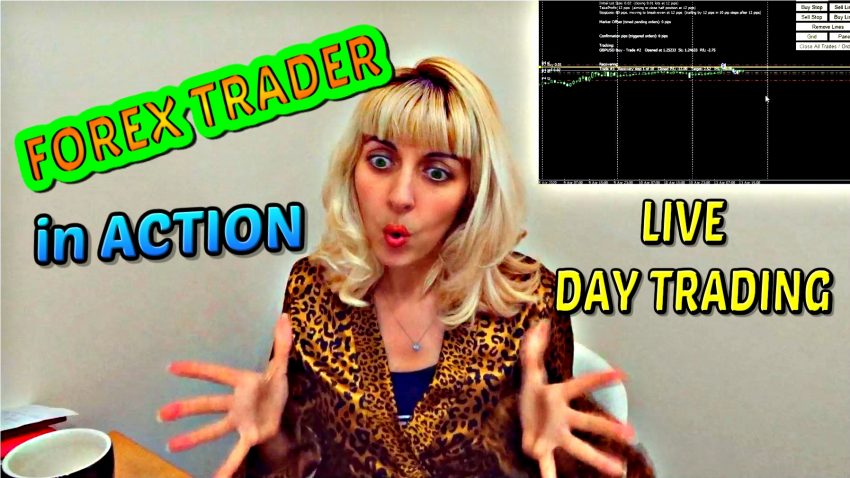 Forex Day Trading, How I Trade Every Day!